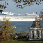 Cruise ships to make final stops of season in Portland, Bar Harbor