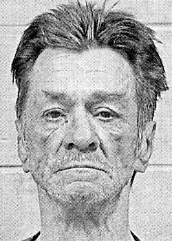 Clyde Francis Worster ( killed at &quotThe Pines&quot in Bangor on Sunday April 27, 2008.)  PHOTO COURTESY OF PENOBSCOT COUNTY JAIL