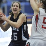 UMaine improving, but still falling short