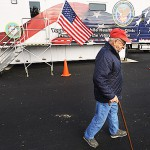 Mobile clinic for vets coming