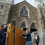 Concert, rededication of St. Mary's organ moved to Holy Family in Old Town set