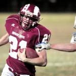 Hackett earns scholar-athlete honor