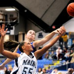Strong 'D' propels Maine win
