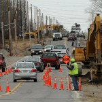 Crews rerouting Route 180 in Ellsworth
