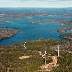Lee hires firm for talks on $120M wind project