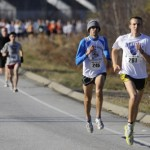 Masters, Dagan win Turkey Trot 3-miler