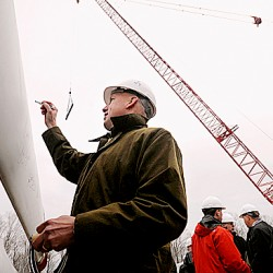 Slew of bills target growing wind power industry