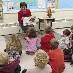 Senator Collins Visits Students at Leonard Middle School in Old Town