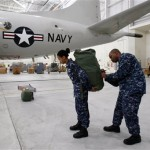 Brunswick  bids adieu to naval air station