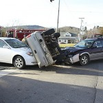 Two-automobile crash in Warren leaves one in hospital