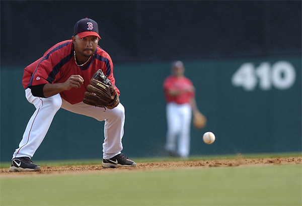 Gonzalez gives Sox stability at short