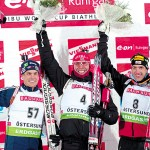 Norway's Svendsen claims men's sprint; Burke returns, finishes 47th