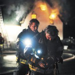 Movie night may have saved children from fire, Carmel fire chief says