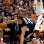 Coach Barron: Maine needs to do a better job rebounding vs. Syracuse
