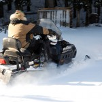 Snowmobiling season not over yet