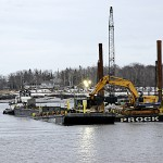Contractor likely to miss Scarborough River dredging deadline