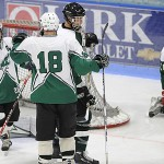 Hampden skates past Old Town in overtime, 6-5