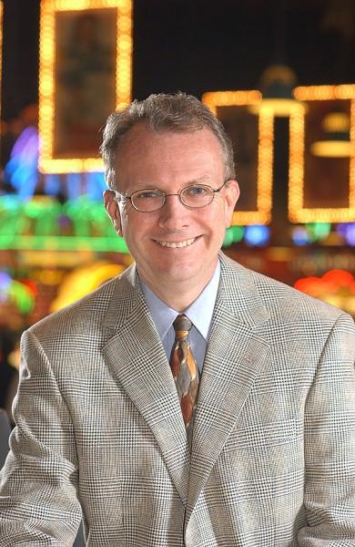 John Osborne, new Hollywood Slots manager for Bangor.