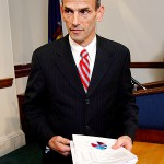 Baldacci says cuts necessary to education, services