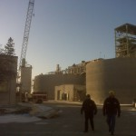 Explosion at cement plant accidental