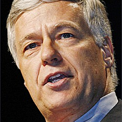 His record, not polls, is what matters, Michaud says
