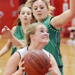 Riot girls convincing avenge loss to Schenck