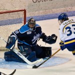 Goalie Ouellette commits to Maine