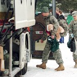 Maine Guard unit headed back to Indiana