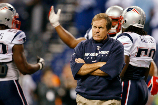 Patriots set for showdown against Texans