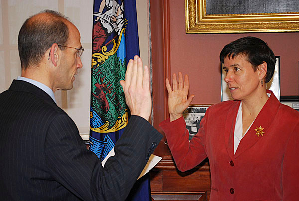 Governor Baldacci Names Elizabeth Townsend Acting Commissioner of the Department of Conservation