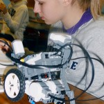 Award winners for Washington County 4-H Robotics Expo