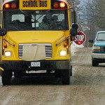 Bus driver left 5-year-old boy at home alone