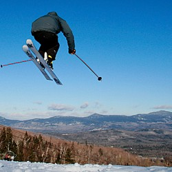 Sunday River opens first ski trail in the U.S.