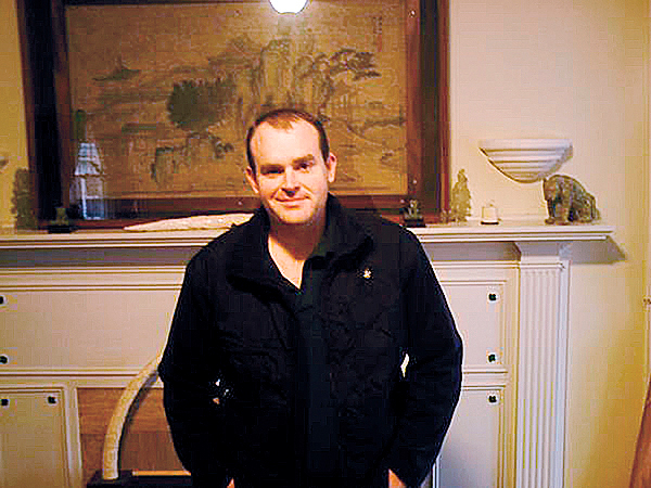 myspace photo of James G. Cummings of Belfast. He was murdered at his home in December 2008.