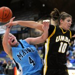 'Turnover disease' plagues UMaine women's basketball team; Maner leaves squad
