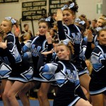 Strong all-around effort propels Hermon cheerleaders to 'B' title