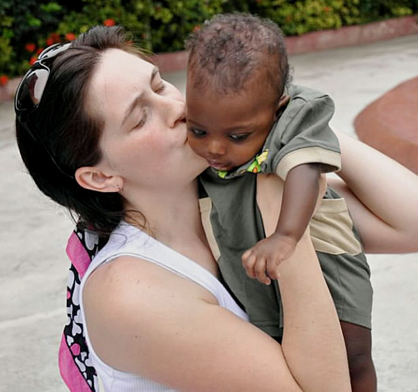 Amanda Logiodice of Pittsfield and David, one year old. MEG HASKELL STORY