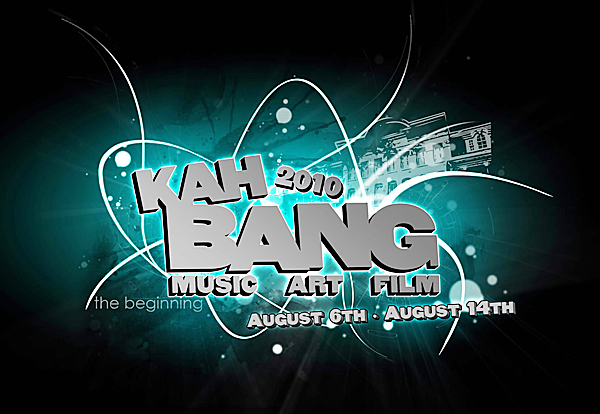 KAHBANG 2010 logo courtesy of the KAHBANG music art film festival