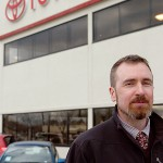 Gas pedals arrive at Toyota dealers