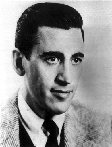 FILE - In this 1951 file photo, J.D. Salinger, author of &quotThe Catcher in the Rye&quot, &quotNine Stories&quot, and &quotFranny and Zooey&quot is shown.  (AP Photo, file)