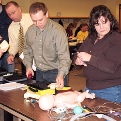 Disaster training in County geared to new volunteers