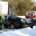 Hancock couple killed in Sullivan crash