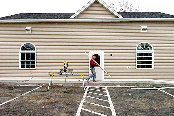 Pepino's restaurant in Brewer now handicapped-accessible