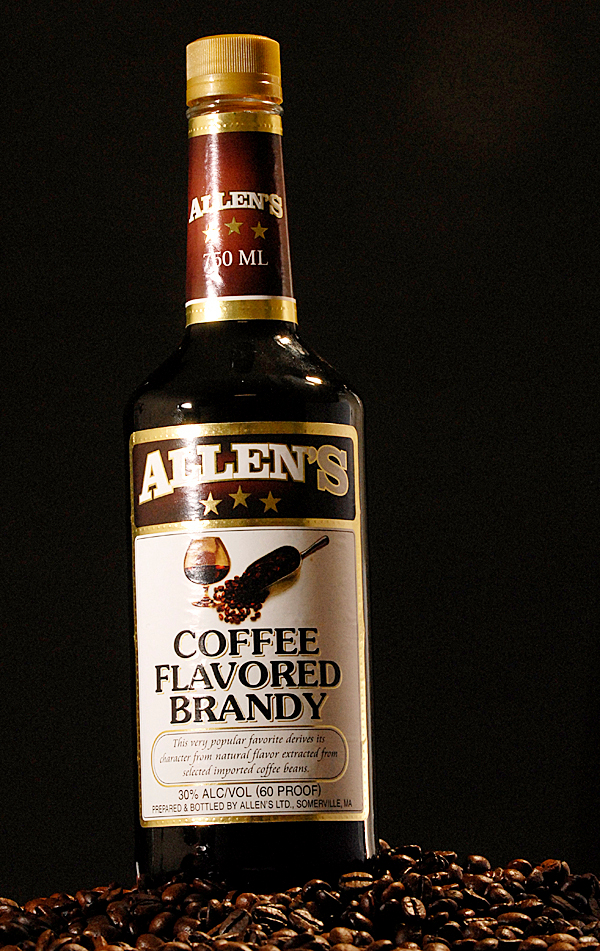 Allen's Coffee Flavored Brandy is a Maine staple. BANGOR DAILY NEWS FILE PHOTO BY JOHN CLARKE RUSS