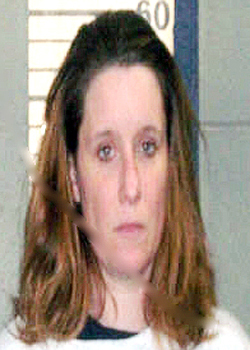 Felicity Butler. (Photo courtesy of Knox County Jail)