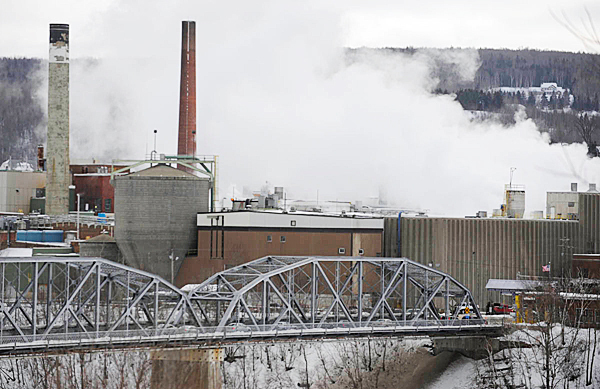 Madawaska paper mill sold, former Domtar manager named new CEO