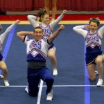 County teams Houlton, CAHS capture cheering crowns