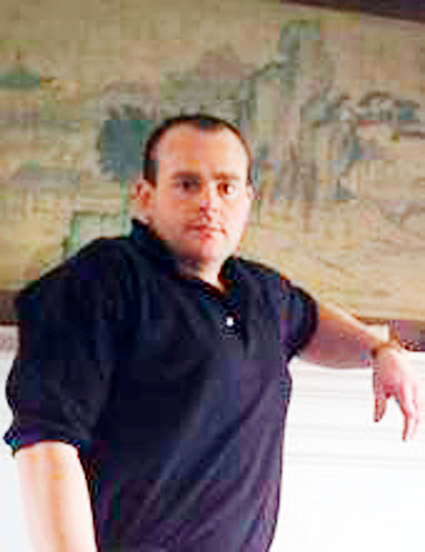 James G. Cummings ( of Belfast. He was murdered at his home in December 2008.)