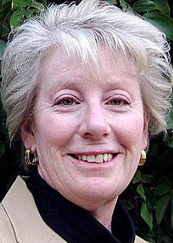 Elaine Patterson. new MCI trustee, Feb. 2010.