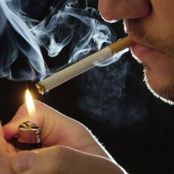 Smoking on rise in state youth